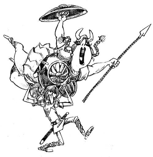 sketch brunhilde-1